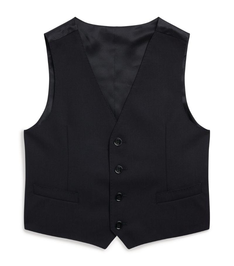 Dolce & Gabbana Kids Tailored Waistcoat (8-12 Years)