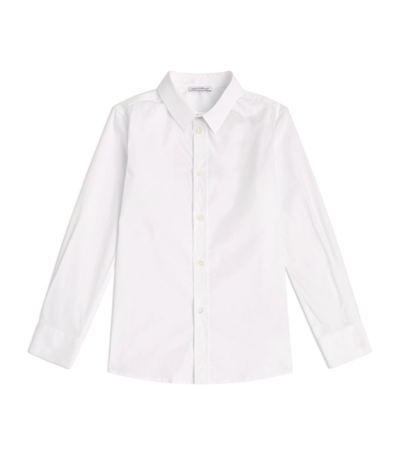 Dolce & Gabbana Kids Classic Cotton Shirt (2-6 Years)