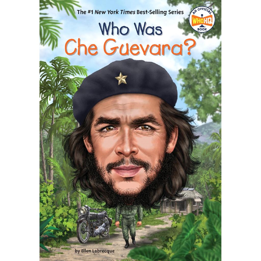 Who Was Che Guevara?【三民網路書店】[75折]
