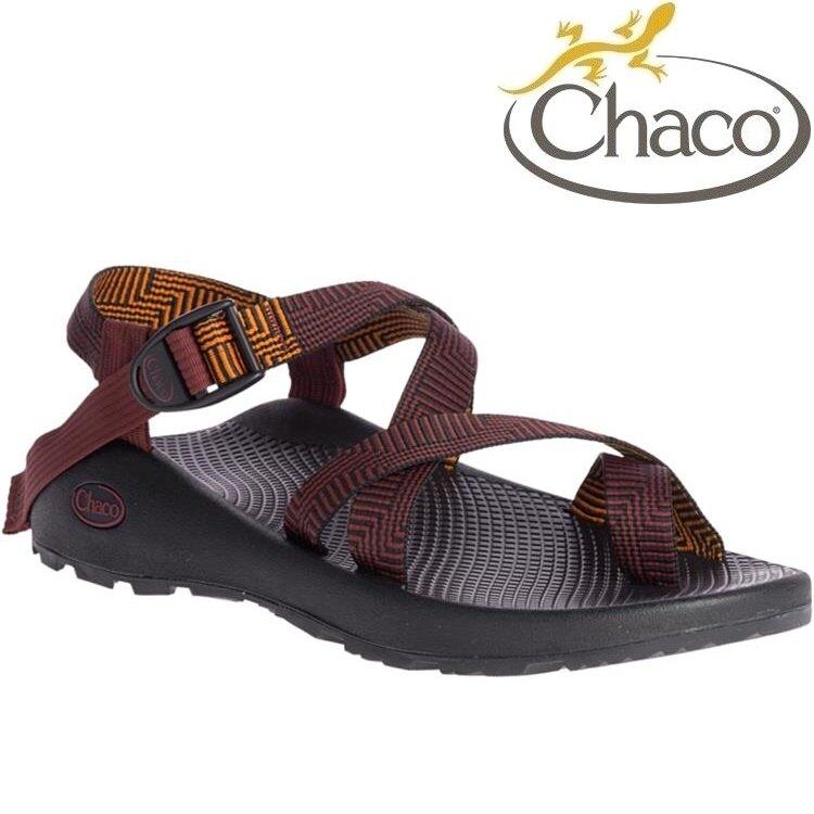 Chaco 涼鞋/越野運動涼鞋/水陸鞋/綁帶涼鞋-夾腳款 男 美國佳扣 CH-ZCM02 HG47 熱鬧廟街