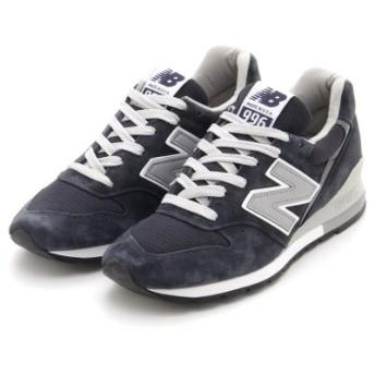 (New Balance/ニューバランス)【New Balance】M996NAV/レディース NVY