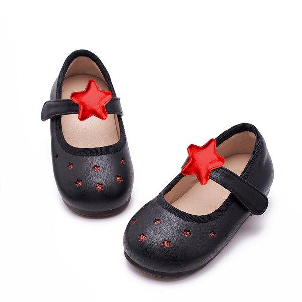 台灣 Genesis 吉恩希斯 童鞋 娃娃鞋 Shining Star (13-15.5cm)
