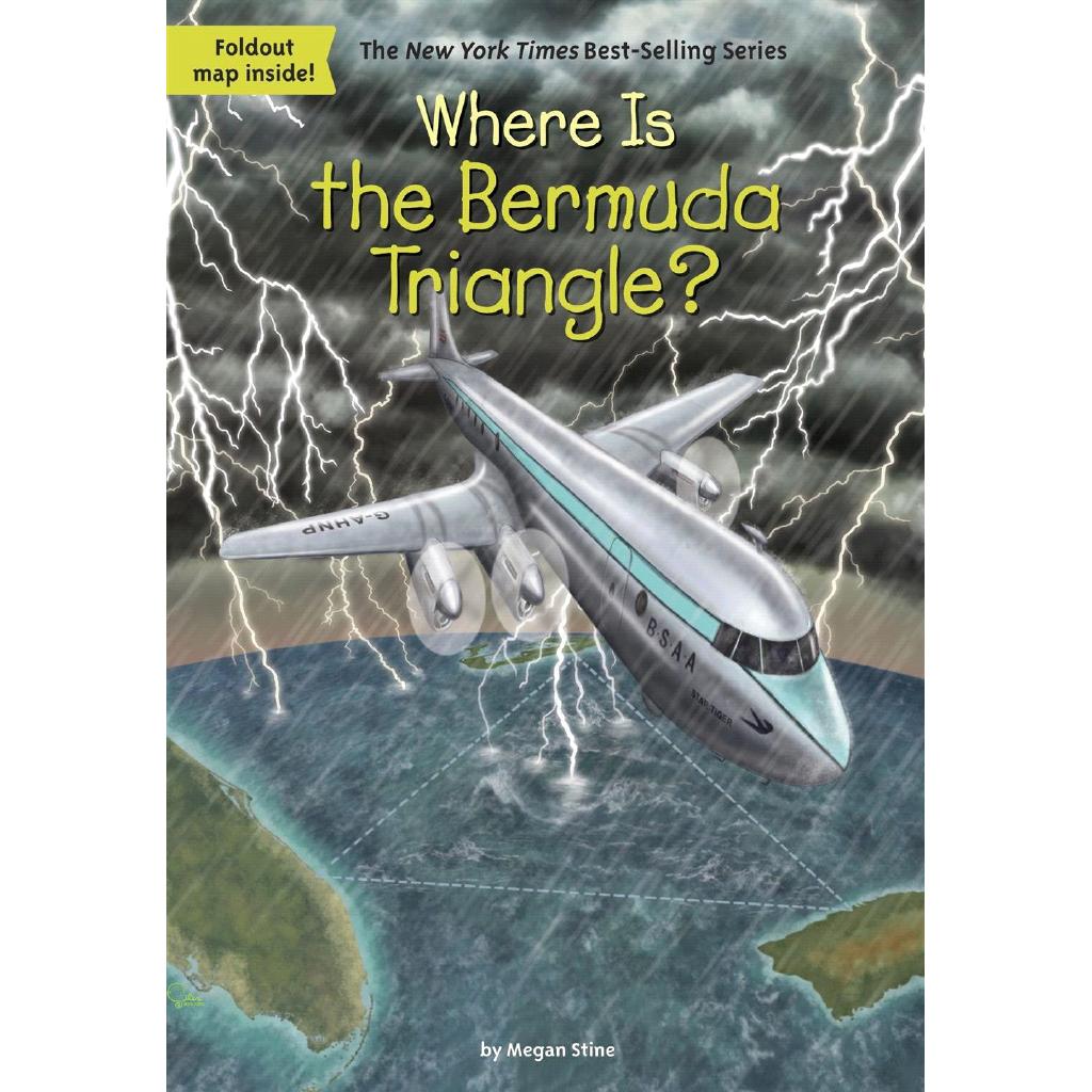 Where Is the Bermuda Triangle?【禮筑外文書店】[75折]