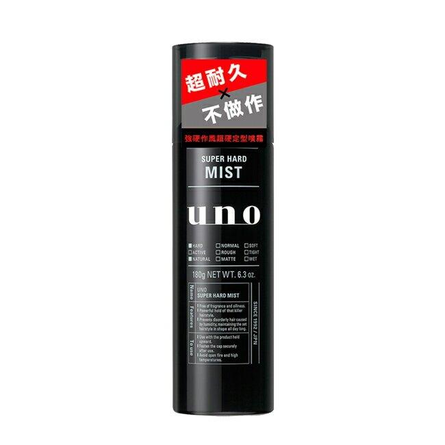 UNO強硬作風超硬定型噴霧180g