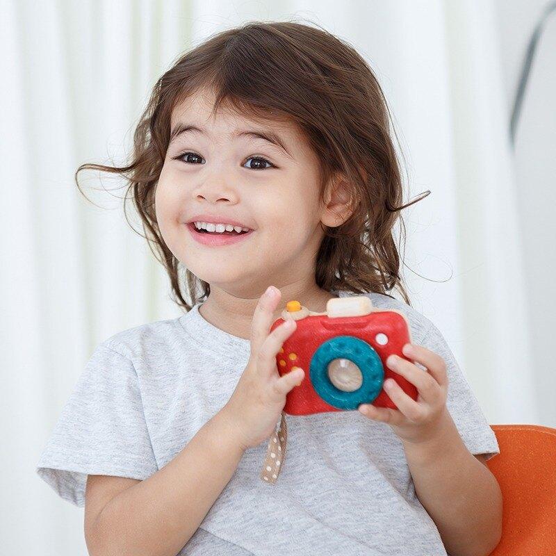 泰國Plantoys 原木認知玩具-我的相機 Plan toys Unicorn