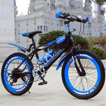 變速山地自行車成人男越野學生成年女24寸小型輕便賽車大學生單車
