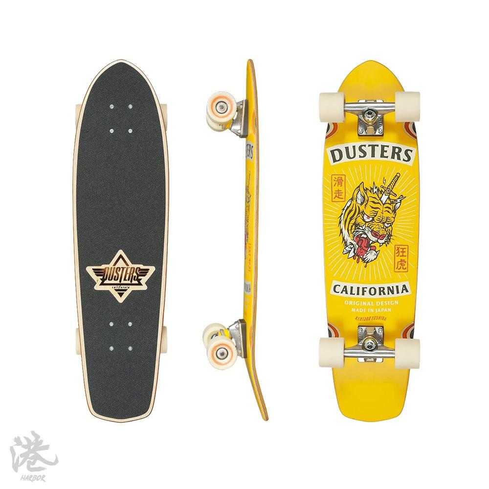 Dusters Tora 31吋 滑板 交通板 整組【Harbor港】