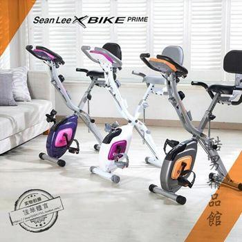 韓版家用健身車 帶拉繩款動感單車磁控可折疊室內自行車健身器材