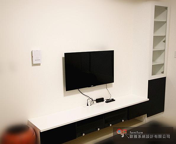 【系統家具】電視櫃