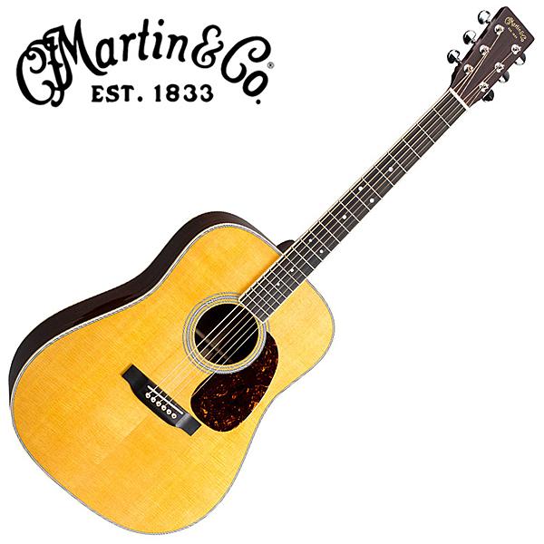 Martin D-35 嚴選錫特卡雲杉單板 東印度紅木背側面板吉他 - 附琴盒/原廠公司貨