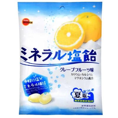 Bourbon 礦物質鹽糖-葡萄柚(100g)