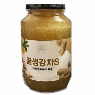 韓國 蜂蜜薑茶 1KG 豐富的果肉喔 2022.02
