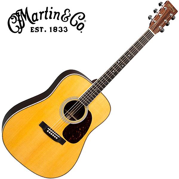 Martin HD-35 嚴選錫特卡雲杉單板 東印度紅木背側面板吉他 - 附琴盒/原廠公司貨