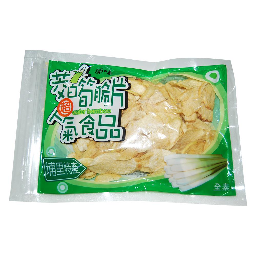 【埔里農會】原味茭白筍脆-100g-包 (5包一組)