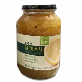 韓國 蜂蜜檸檬茶 1KG 豐富的果肉喔 2022.02