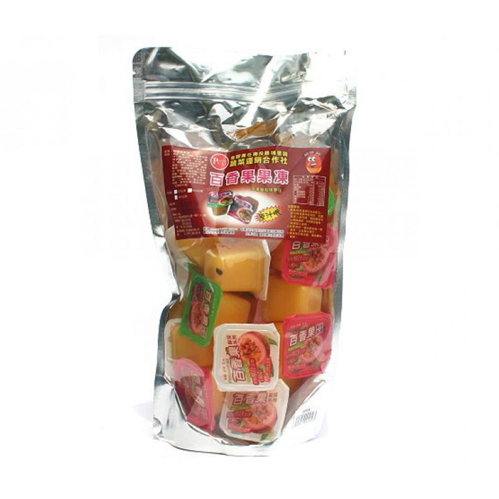 【埔里農會】百香果果凍-600g-包 (5包一組)