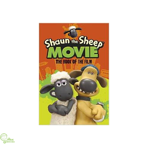 Shaun the Sheep Movie - The Book of the Film【禮筑外文書店】[26折]