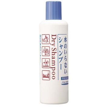 《SHISEIDO 資生堂》頭髮乾洗劑 (乾洗髮)250ml