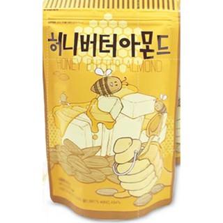 韓國 Toms Gilim 湯姆農場 杏仁果 蜂蜜杏仁 210g