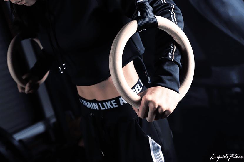 Crossfit體操吊環-1300