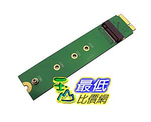 [9大陸直購,少量現貨] M.2 NGFF SSD轉2012版蘋果AIR A1466 A1465 256 512G SSD轉接卡