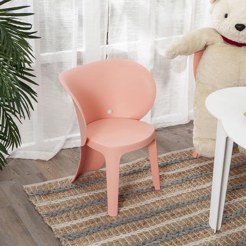 *趣味造型椅-大象(蜜桃粉)