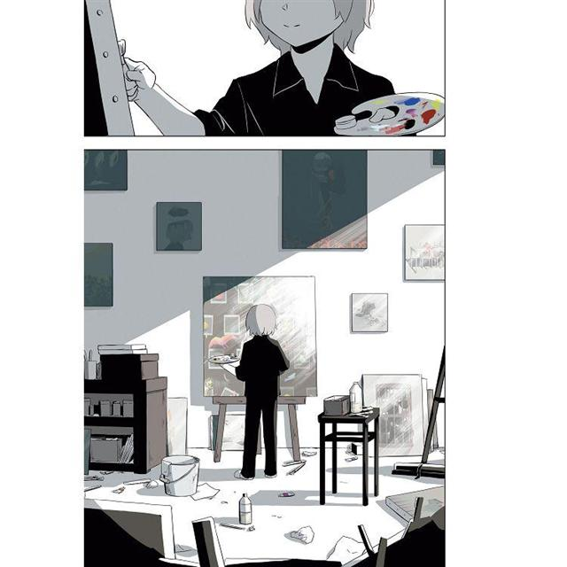 剝製:人生百態的剝製師6,致鬱治癒的全彩畫集Vol.2!