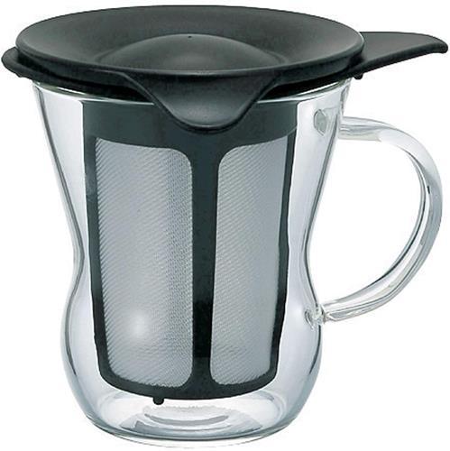 【日本代購】HARIO 哈裡歐 一杯茶壺 200毫升