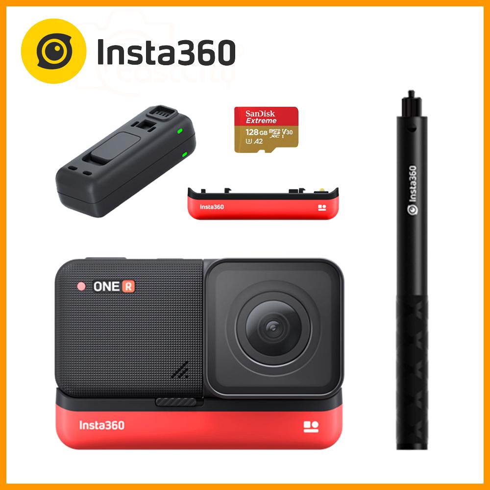 Insta360 ONE R 4K廣角鏡套組 (東城代理商公司貨)