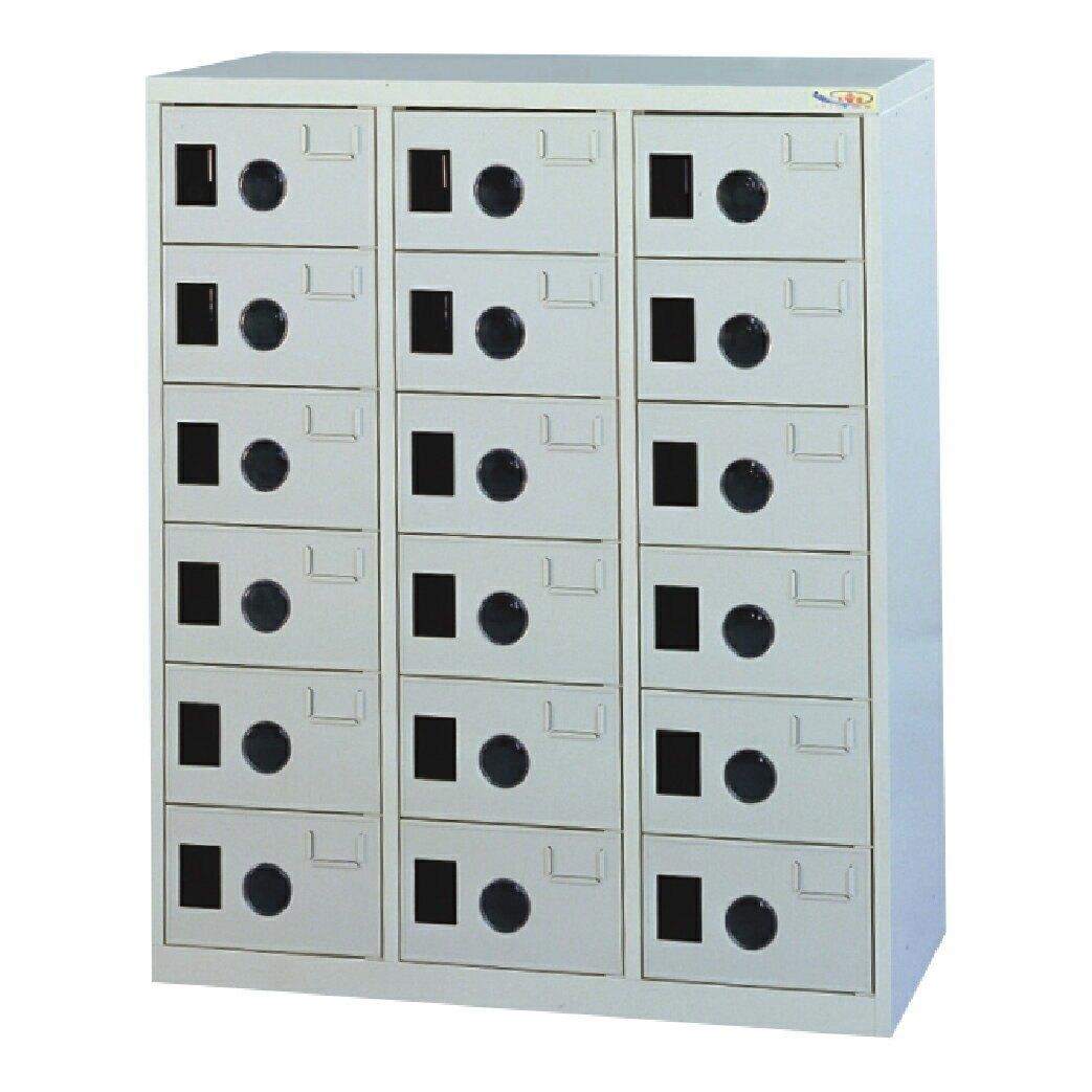 DAHFU大富 MC-5018A ABS塑鋼門片 905色多用途高級置物櫃