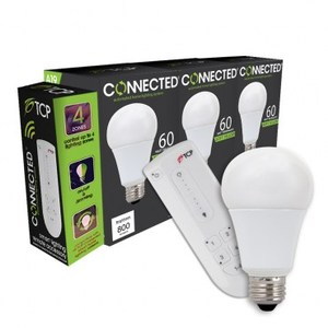 Remote Controller + 3 Bulbs 黃光 組合包