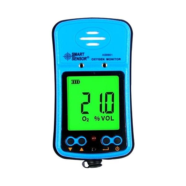 氣體檢測儀 氧氣一氧化碳氣體檢測儀工業便攜式煤氣co報警器氧氣濃度測量儀 【【快速】】