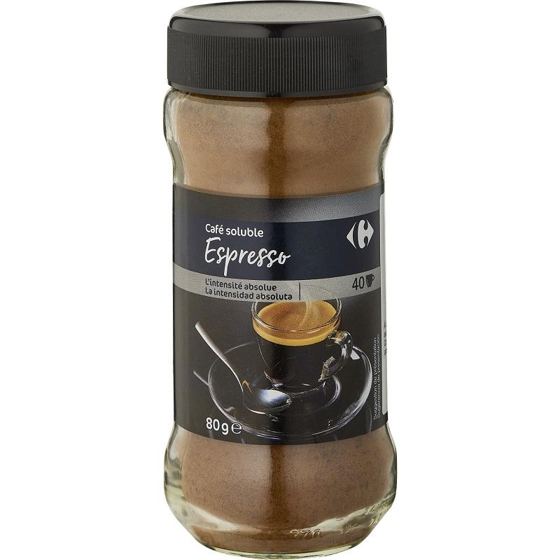 家樂福即溶義式濃縮咖啡粉-80g