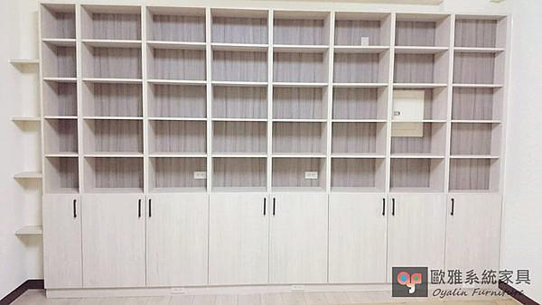 【系統家具】展示收納櫃