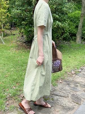 韓國空運 - Roy Pintac Long Dress 長洋裝