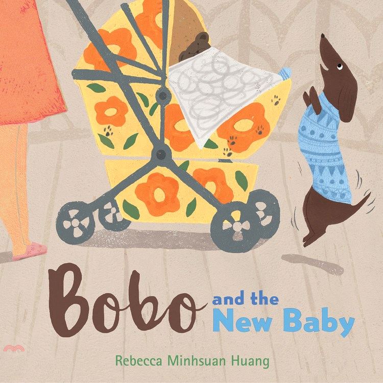 Bobo and the New Baby【三民網路書店】(精裝)[79折]