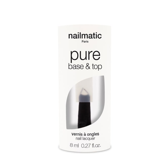 Nailmatic 純色生物基經典指甲油-BASE & TOP 2合一 8ml