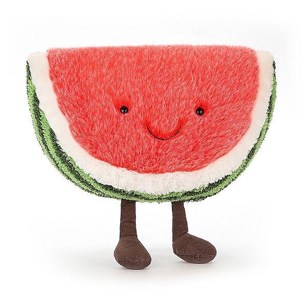 英國 JELLYCAT 西瓜寶寶 15cm Amuseable Watermelon