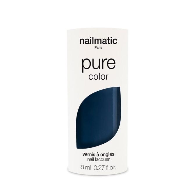 Nailmatic 純色生物基經典指甲油-LOU-海軍藍 8ml