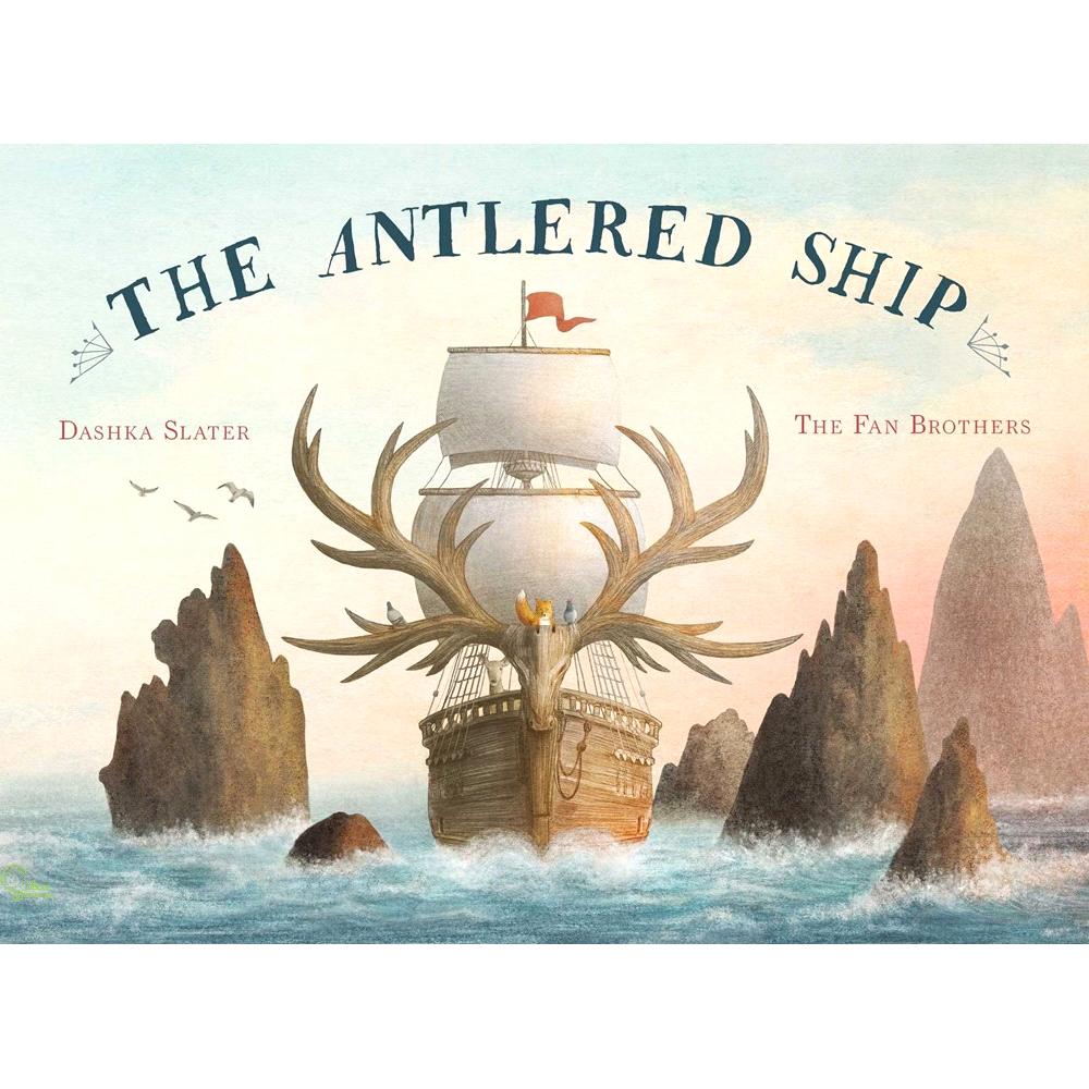 The Antlered Ship【禮筑外文書店】(精裝)[79折]