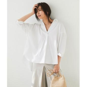 GALLARDAGALANTE(ガリャルダガランテ)/スキッパーボックスシャツ