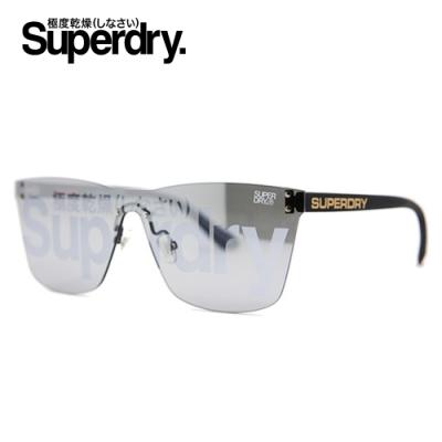 Superdry極度乾燥 墨鏡/太陽眼鏡 ELECTROSHOCK系列霧面電鍍_品牌LOGO款