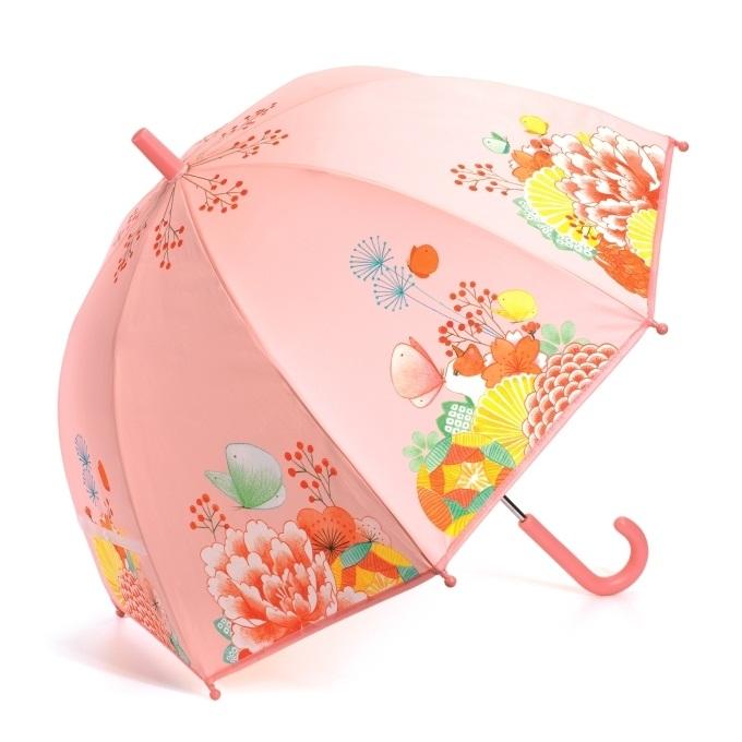 法國智荷 Djeco 藝術插畫雨傘/多款