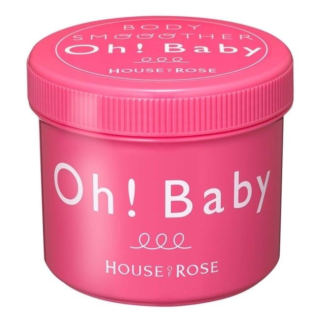 House Of Rose OH BABY蠶絲精華身體去角質磨砂膏 570g