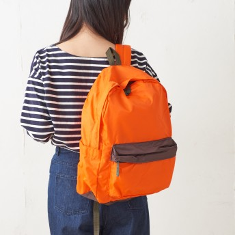Daily russet(デイリーラシット)/【再値下】Backpack(L)/リュックサック/シンプル/軽量