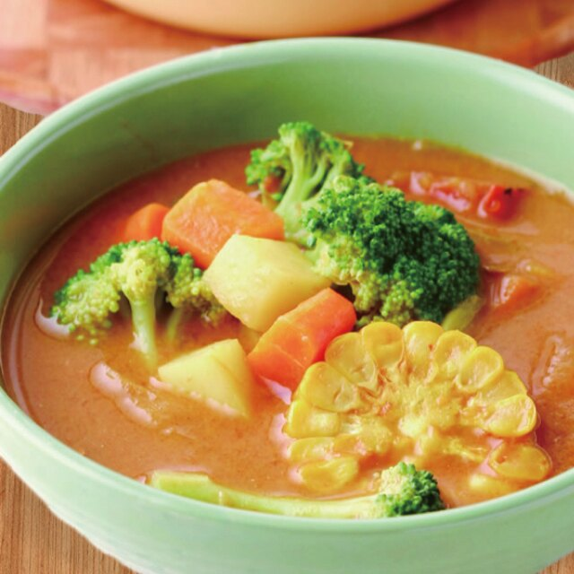 EZ熟食-蔬食咖哩 400g 即食料理