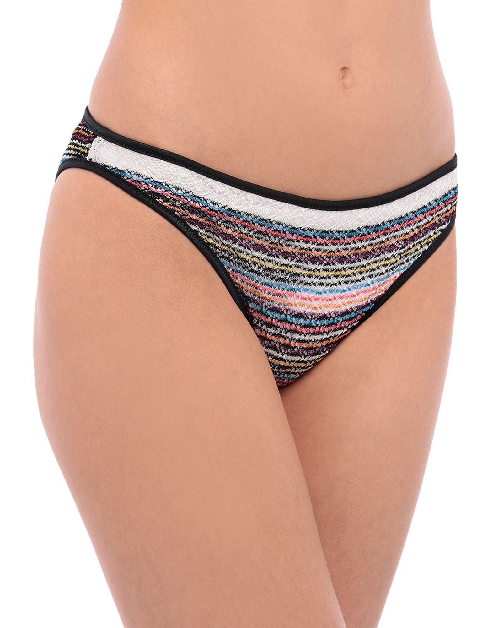 MISSONI MARE Bikini bottoms - Item 47258995