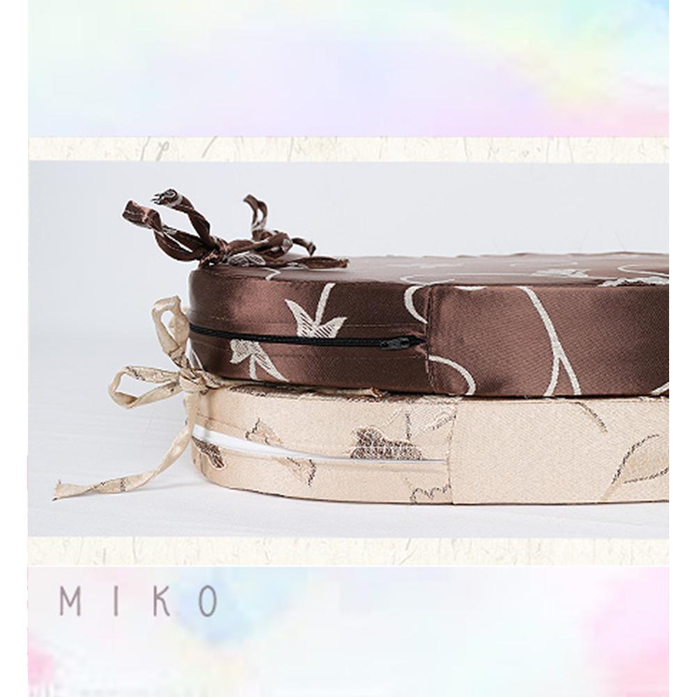 miko厚度餐椅/麻將餐椅/緹花/餐廳椅墊