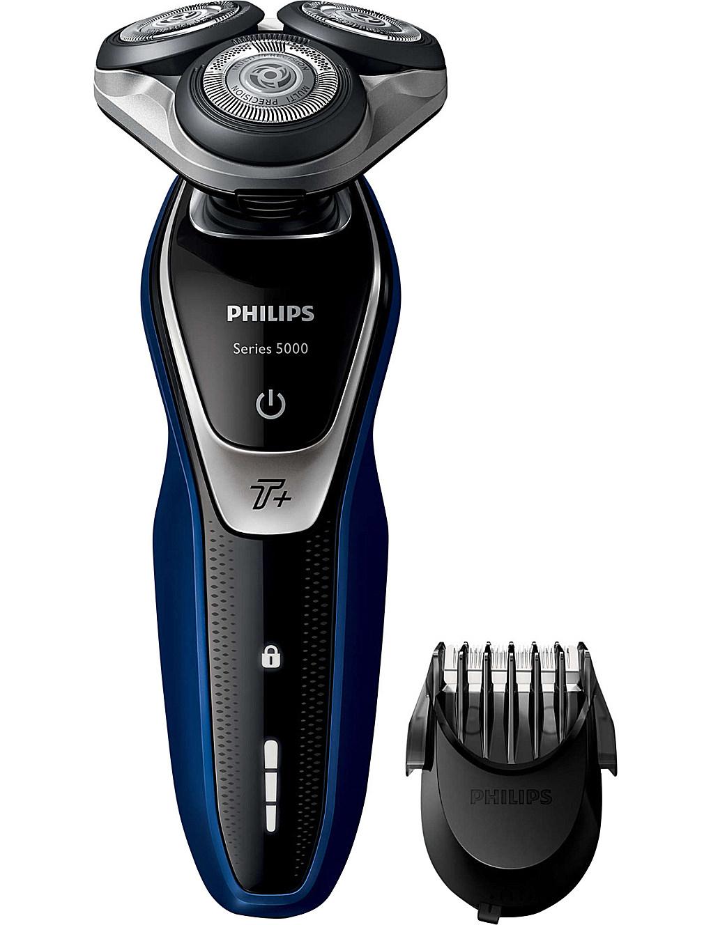 Philips飞利浦 干湿两用剃须刀 - S5572