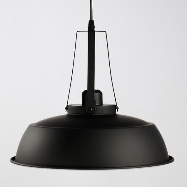 18park-工學社吊燈 [鋁,雅黑]